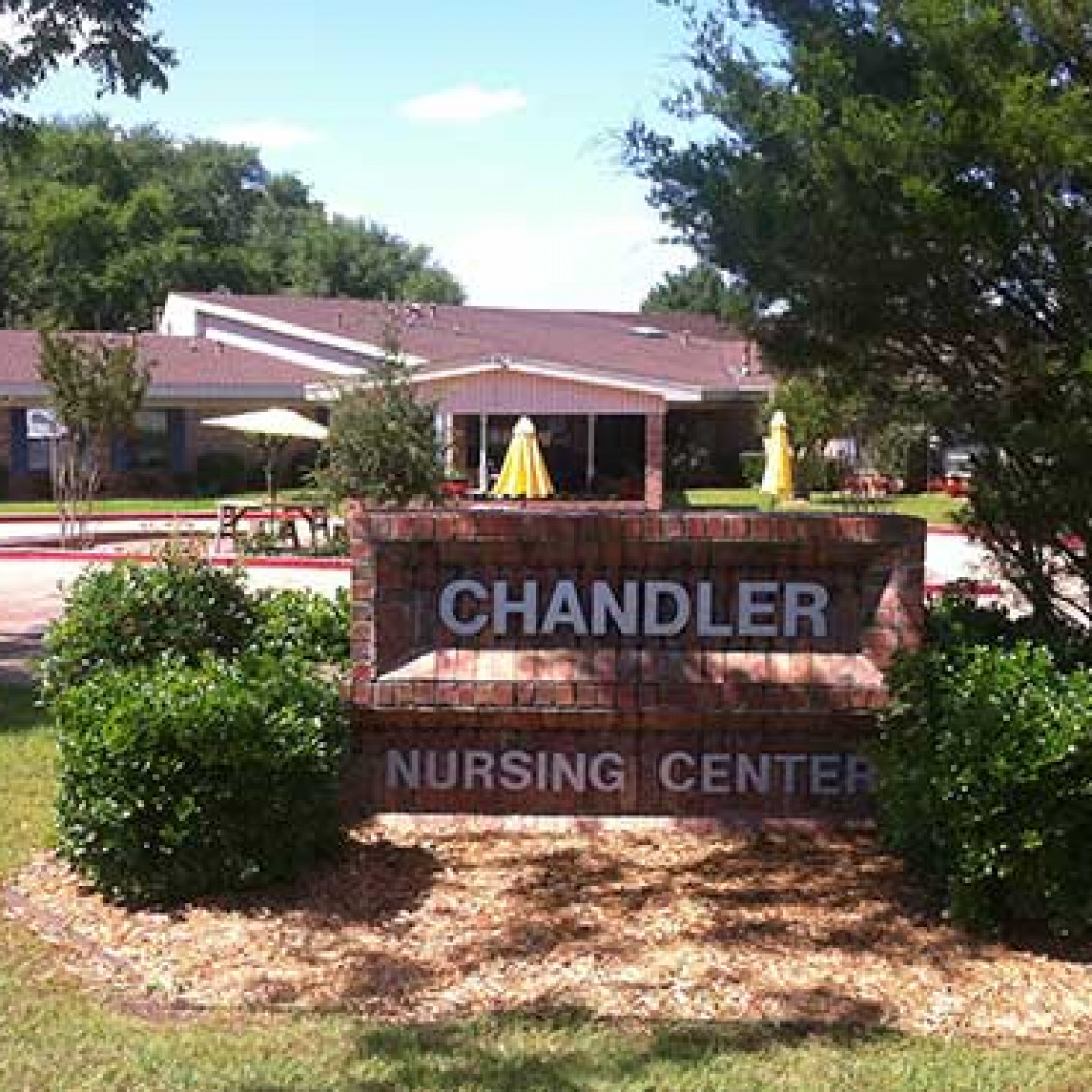 The Chandler Nursing Center has been chosen as Business of the Month for the month of June.